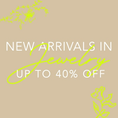 New Arrivals in Jewelry Up to 40% OFF at ShopHQ
