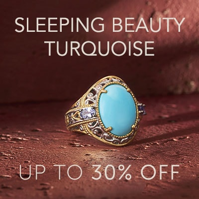 Sleeping Beauty Turquoise Up to 30% OFF
