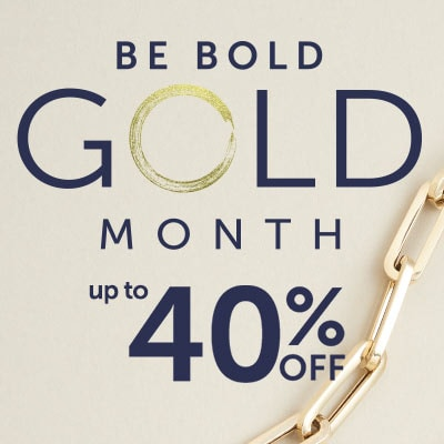 Be Bold in Gold Month Save Up to 40% Off- 183-907 Stefano Oro 14K Gold Semi Solid 18 or 24 Paperclip Link Necklace