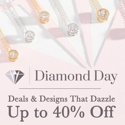Deals & Designs That Dazzle  Up to 40% Off
