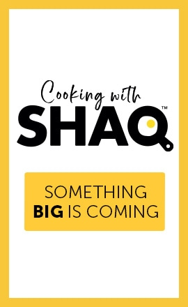 Cooking With Shaq - Something Big Is Coming