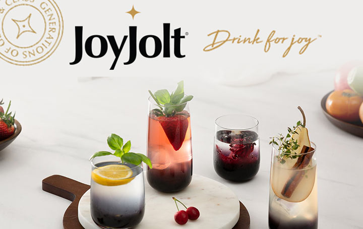 Fill Every Moment With Joy at ShopHQ 488-910 JoyJolt Black Swan Set of 8 Whiskey and Highball Glass Collection