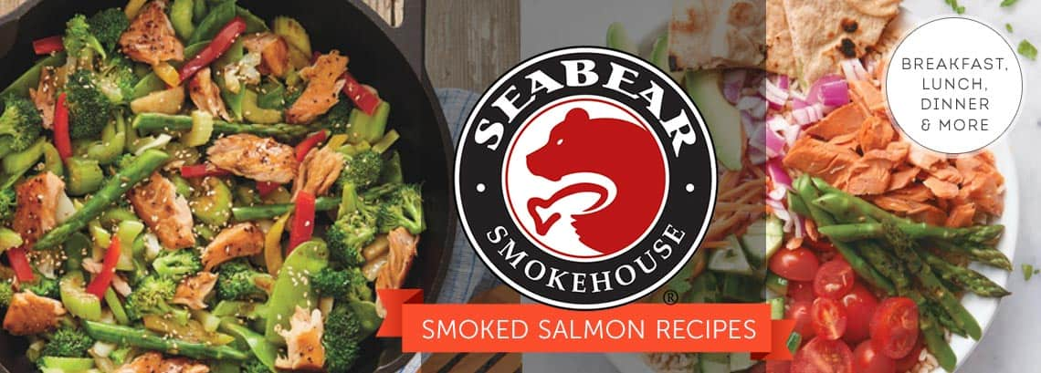 Seabear   Smoked Salmon Recipes Breakfast, Lunch, Dinner & More