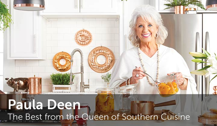 Paula Deen- The Best from the Queen of Southern Cuisine