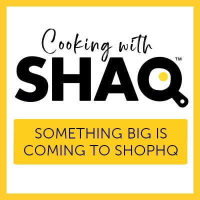 Cooking With Shaq - Something Big Is Coming to ShopHQ