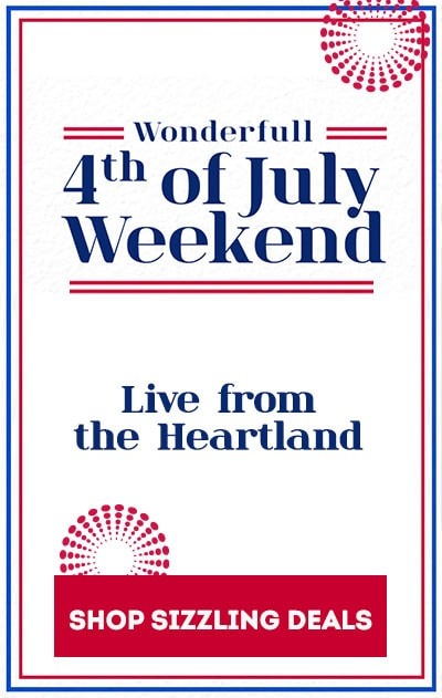 Wonderfull 4th of July Weekend Live from the Heartland