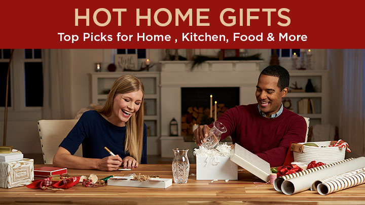 Hot Home Gifts Top Picks for Home, Kitchen, Food & More