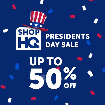 Presidents Day Sale at ShopHQ up to 50% off