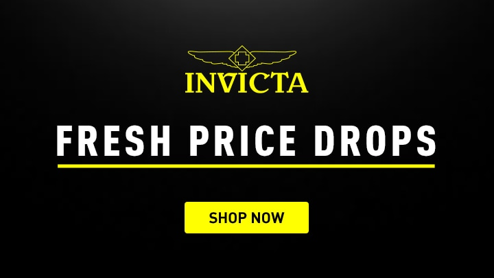 Invicta Fresh Price Drops