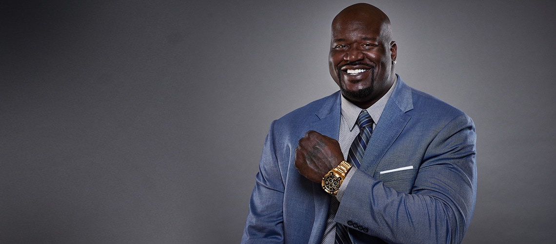 This limited-edition collection showcases a new line of watches designed by Shaquille O'Neal himself. Sporting unique style, each timepiece is made with the innovative features Invicta fans love.
