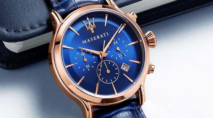 Maserati brand