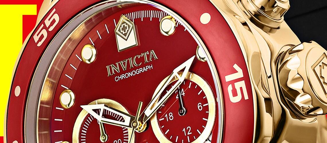 Invicta 19th Anniversary Countdown