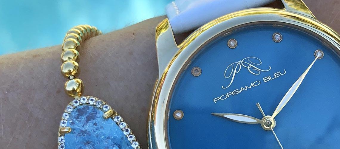 Porsamo Bleu watches