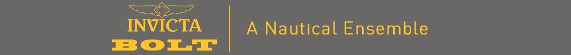 Invicta Bolt A Nautical Ensemble