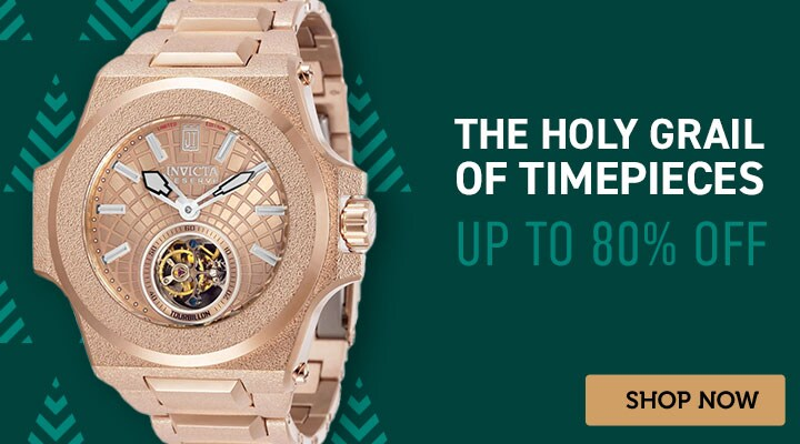 The Holy Grail of Timepieces - Up to 80% Off - 681-935 Invicta 45mm or 55mm JT Akula Prestige Ltd Ed Tourbillon Bracelet Watch