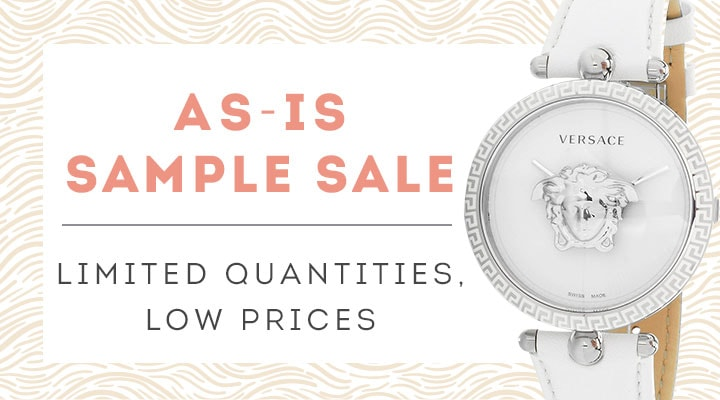 As-Is Sample Sale Limited Quantities, Low Prices