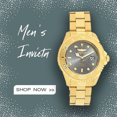 Men's Invicta SHOP NOW at ShopHQ