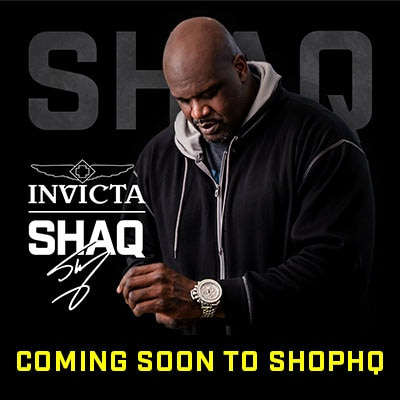 Invicta Shaq - Coming Soon to ShopHQ