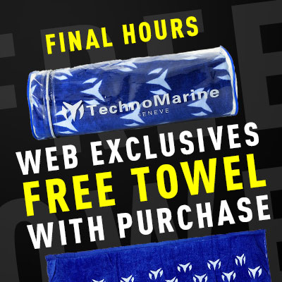 TechnoMarine - Web Exclusives Free Towel With Purchase