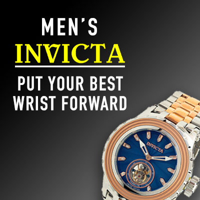 Men's Invicta Put Your Best Wrist Forward at ShopHQ 670-875 Invicta Reserve Men's 52mm Subaqua Specialty Limited Edition Tourbillon Bracelet Watch