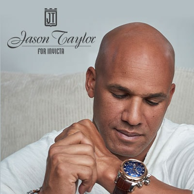 Jason Taylor for Invicta