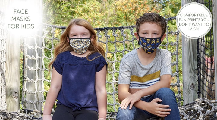 Face Masks for Kids - Comfortable, Fun Prints You Don't Want to Miss