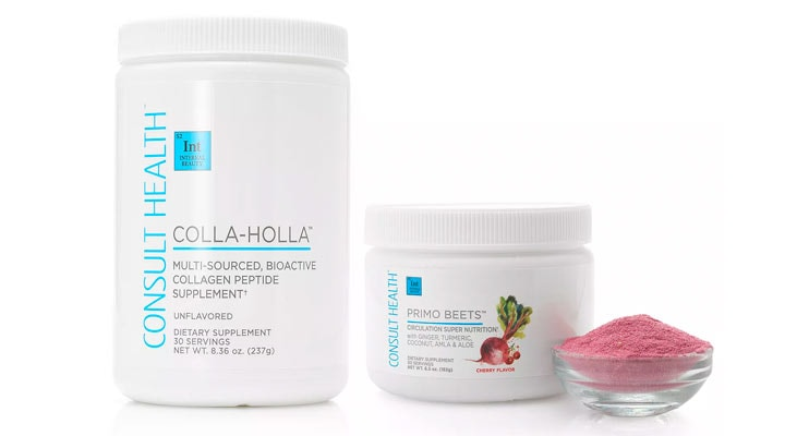 315-787 Consult Health Colla Holla-Primo Beet Cocktail Set