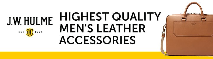 J.W. Hulme -- Highest Quality Men's Leather Accessories