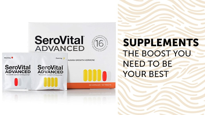 Supplements--The Boost You Need To Be Your Best