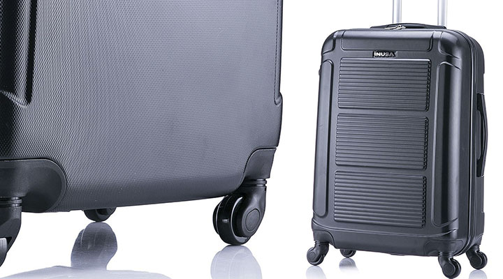 748-579 InUSA Pilot 24 Lightweight Hardside Spinner Luggage