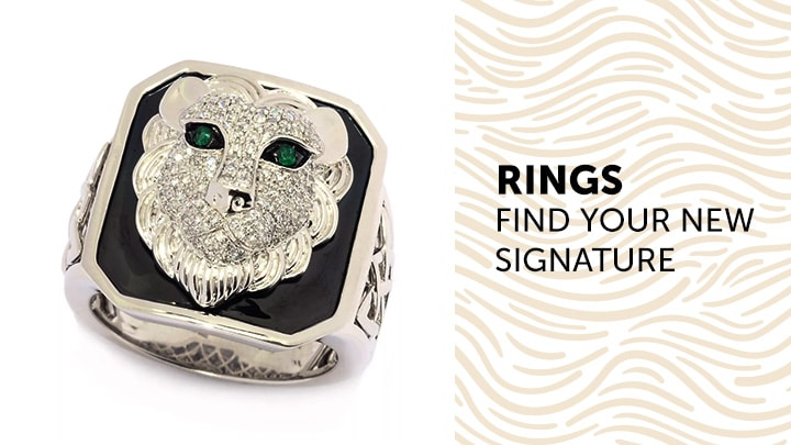 Rings--Find Your New Signature