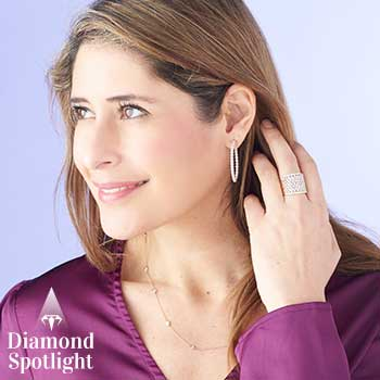 Diamond Month Don't Miss on Sparkling New Savings- 170-411, 192-308