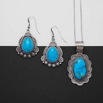 Southwest Style Jewelry Tune in at 12pm & 9pm ET
