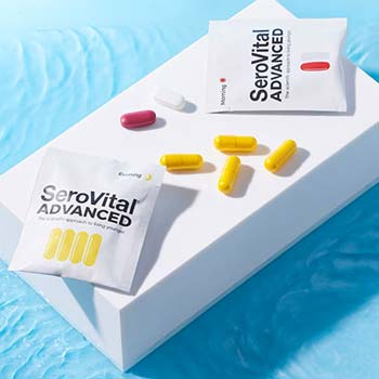 SeroVital Give Your Body A Well-Deserved Boost - 002-312 002-312 SeroVital Advanced Anti-Aging & Dietary Supplement (Choice of Supply)