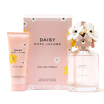 Fragrance Sale Ft. Gift Sets Up to 60% Off - 314-774 Marc Jacobs Daisy Eau So Fresh Eau de Toilette & Body Lotion Set