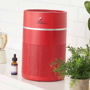 Today's Top Finds Ft. Top-Rated Air Purifier - 003-022 Medic Therapeutics Ultra Silent UVC Portable HEPA H13 Air Purifier