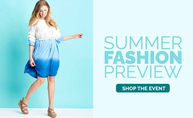 Enjoy Free Shipping on Fashion Orders $50+† with Your ShopHQ Credit Card Today Only!