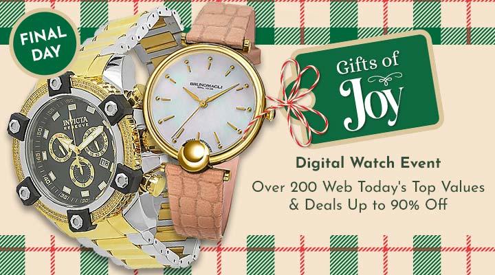 684-782 Invicta Reserve Men's 63mm Grand Octane Swiss Quartz 0.70ctw Diamond Bracelet Watch, 694-708 Bruno Magli Women's Miranda Swiss Made Quartz White Dial Leather Watch