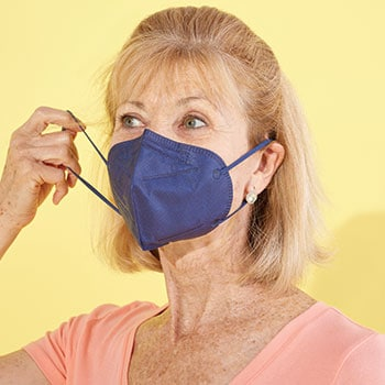 Face Masks Fashion Masks, N95s & More - 003-154 Medic Therapeutics Choice of Quantity Breathable 5-Layer Face Masks