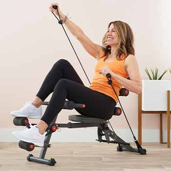 Fitness At Home Ft. Total Body Workout System - 003-886 Medic Therapeutics Total Body Workout System w Resistance Bands