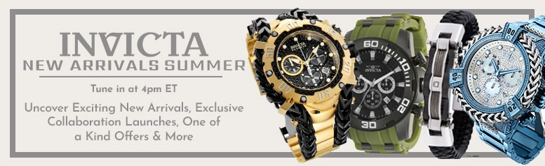 Invicta 678-844 Citizen 677-811 Invicta 690-146 Nixon 685-370