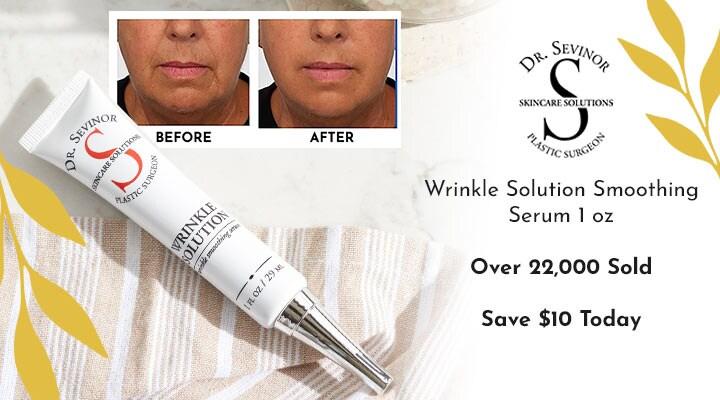 319-805 Dr. Sevinor Wrinkle Solution Smoothing Serum 1 oz