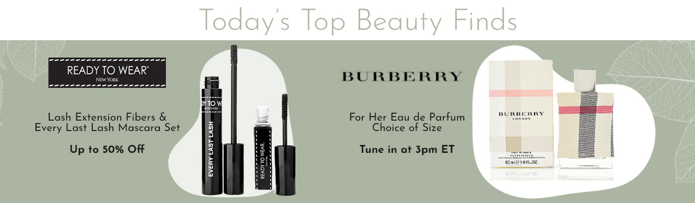 Today's Top Beauty Finds