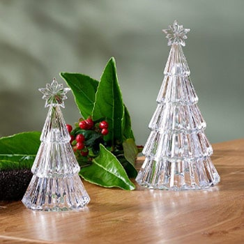 476-112 Marquis by Waterford Holiday Crystalline Tree
