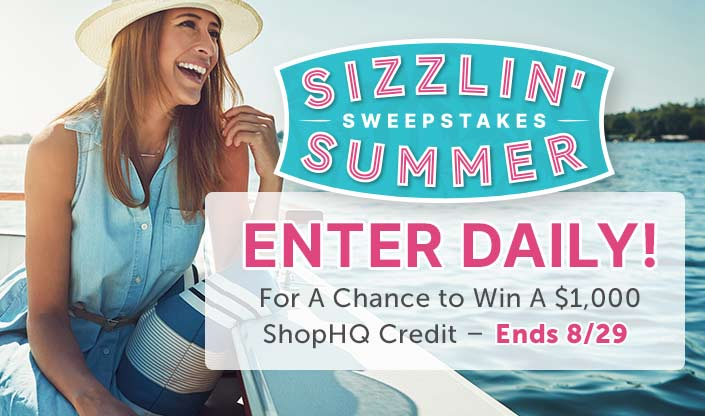 Sizzling Sweepstakes Summer