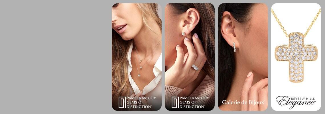 191-744 Pamela McCoy gems of Distinction 193-466 Pamela McCoy gems of Distinction 180-833 Galerie de bijoux 187-012 Beverly Hills elegance