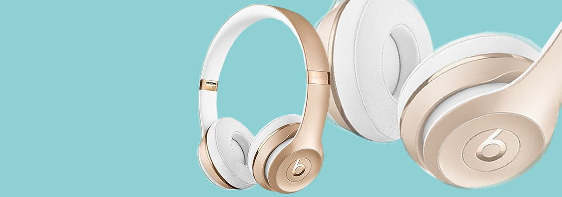 489-759 Beats Solo3 Wireless On-Ear Headphones