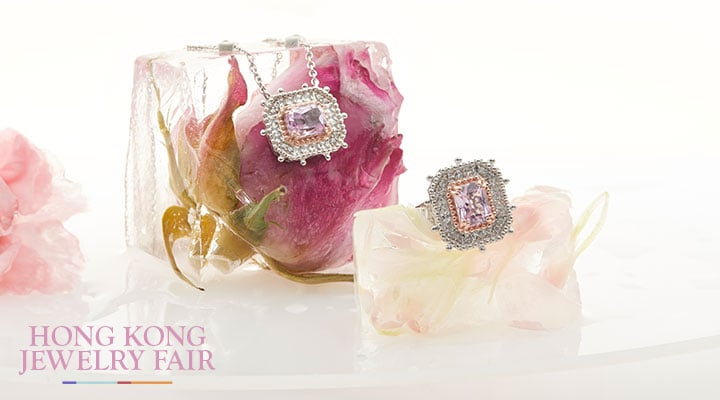 194-832 - TTV Presale Dallas Prince Sterling Silver 9x10mm Octagon Canary or Pink Kunzite Ring