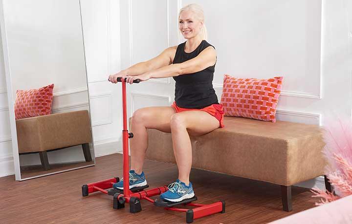 003-748 -  Medic Therapeutics At-Home Leg Toner Workout Machine