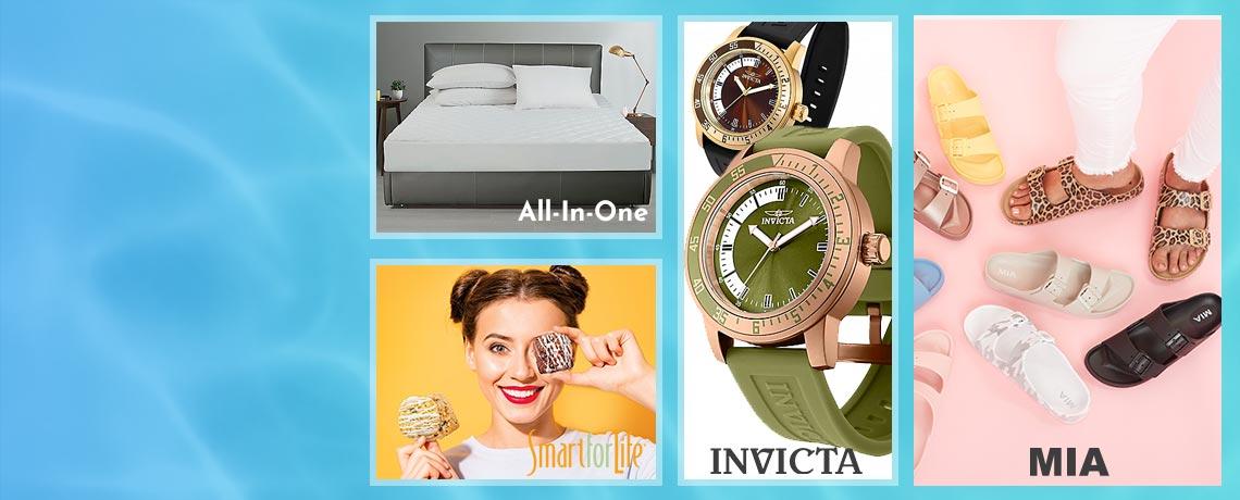 746-472 One World, 195-762 Pamela McCoy, 005-151 Living Essentials, 304-242 Lalique